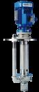 Pompe verticale inoxydable
